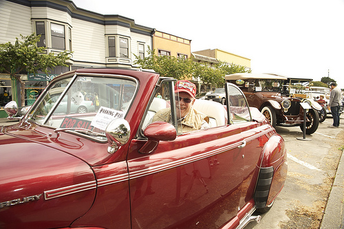 Antique Cars-Aug 24