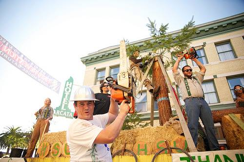 Forestry Float