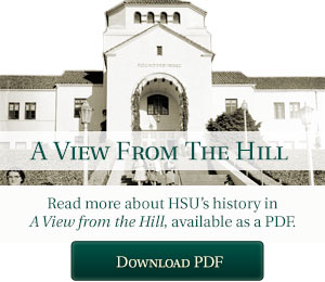Download A View From the Hill - Book about history of HSU in PDF format
