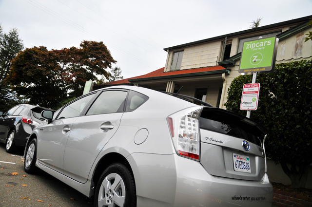 campus trims carbon footprint with 24 hour car sharing humboldt state now. Black Bedroom Furniture Sets. Home Design Ideas