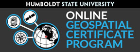 Geospatial Certificate Program