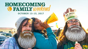 Homecoming & Family Weekend, Oct. 13-15