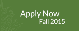 Apply Now Fall 2015